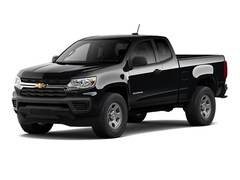 New 2021 Chevrolet Colorado Work Truck Truck Extended Cab For Sale or Lease in Bourbonnais, IL