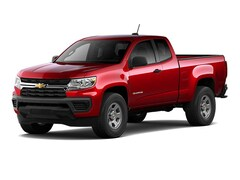 2021 Chevrolet Colorado Work Truck Truck Extended Cab