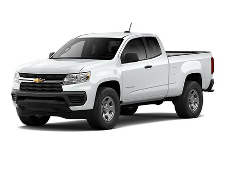 2021 Chevrolet Colorado 2WD Work Truck Extended Cab Pickup