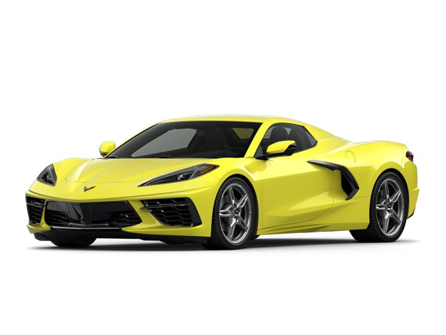 2021 Chevrolet Corvette Convertible