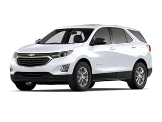 2021 Chevrolet Equinox SUV Summit White