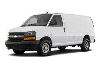 New 2021 Chevrolet Express Cargo 2500 WT Van for sale in Victorville, CA