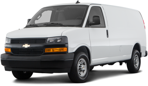 2021 Chevrolet Express 2500 Van
