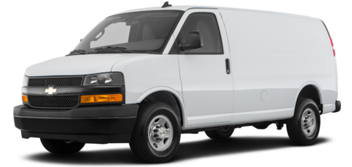 2021 Chevrolet Express 3500 Van
