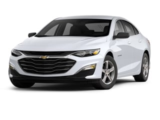 2021 Chevrolet Malibu Sedan Summit White