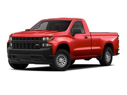 2021 Chevrolet Silverado 1500 Work Truck Truck