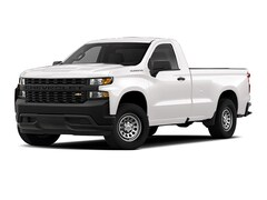 2021 Chevrolet Silverado 1500 Work Truck Truck Regular Cab