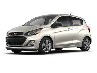 2021 Chevrolet Spark Hatchback Toasted Marshmallow Metallic