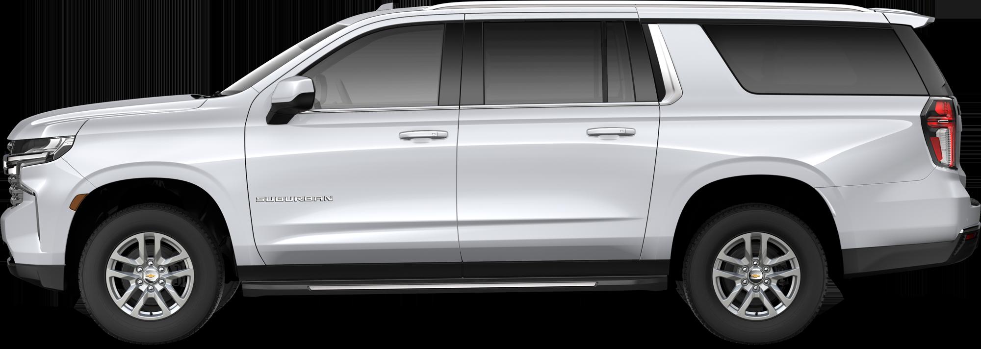 2021 Chevrolet Suburban SUV LS