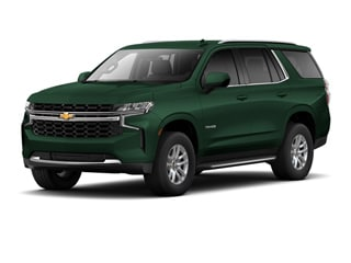 2021 Chevrolet Tahoe SUV Woodland Green