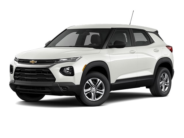 2021 Chevrolet TrailBlazer SUV Digital Showroom | Future ...