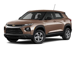 2021 Chevrolet Trailblazer SUV Zeus Bronze Metallic