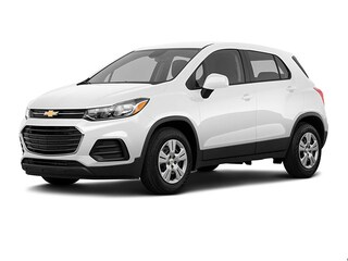 New 2021 Chevrolet Trax LS SUV in Vidalia, GA