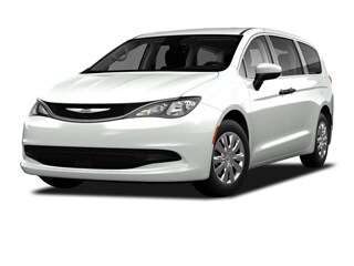 2021 Chrysler Grand Caravan Fourgon