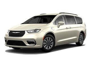 2021 Chrysler Pacifica Hybrid Touring Minivan/Van for sale in Mendon, MA at Imperial Cars
