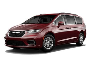2021 Chrysler Pacifica Van Velvet Red Pearlcoat