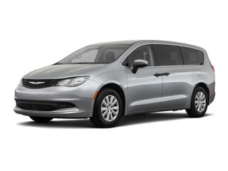 2021 Chrysler Voyager Van