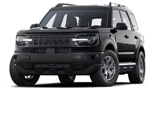 2021 Ford Bronco Sport SUV Shadow Black Metallic