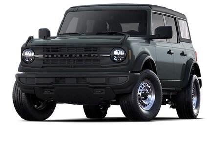 2021 Ford Bronco Base 4 Door 4x4 Sport Utility