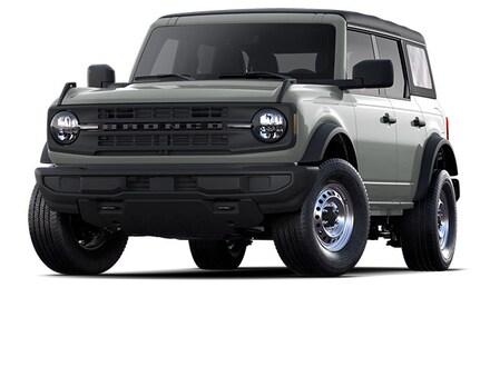 2021 Ford Bronco 4 Door 4WD SUV