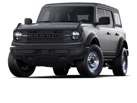 2021 Ford Bronco Outer Banks 4DR 4X4 SUV
