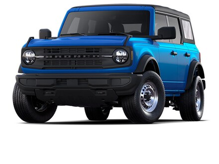 2021 Ford Bronco Black Diamond SUV