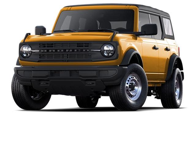 2021 Ford Bronco Big Bend Sport Utility