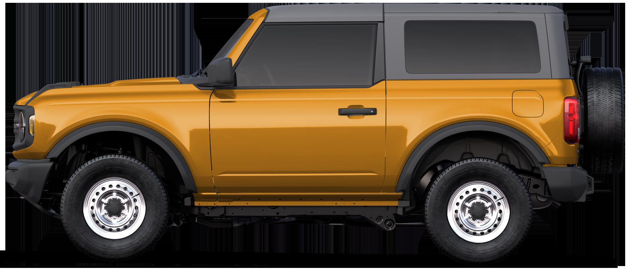 2021 Ford Bronco SUV Base Advanced