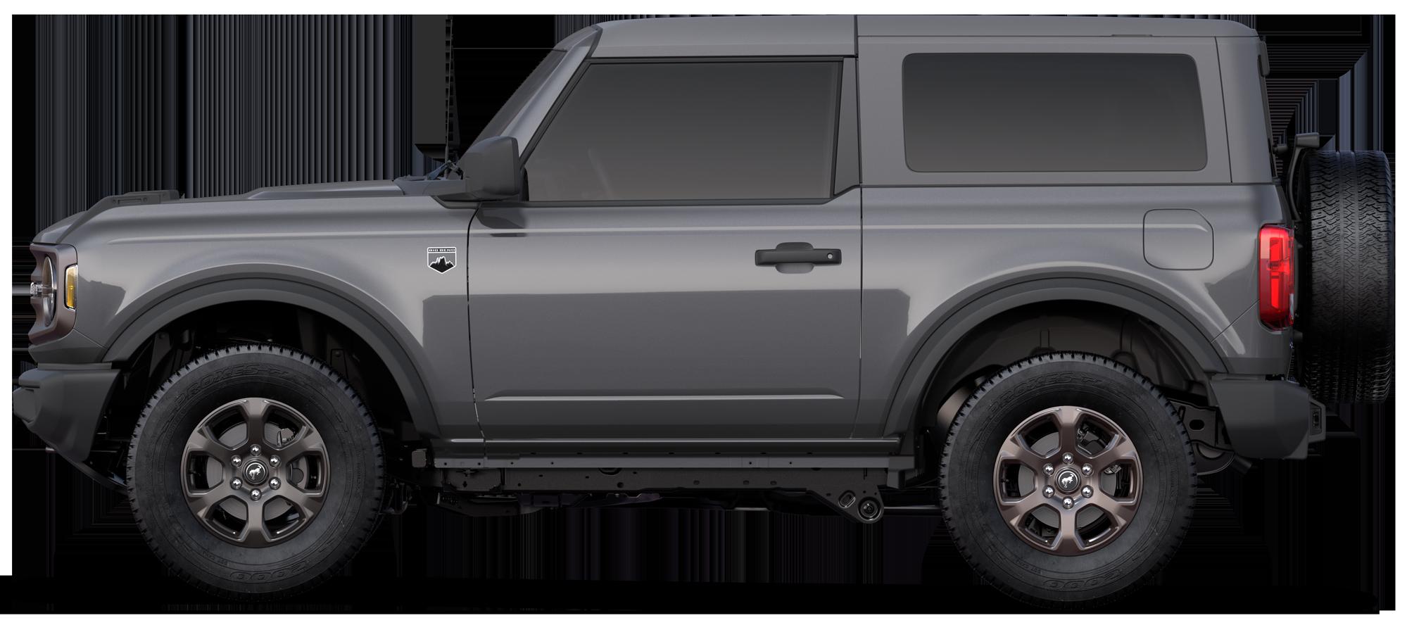 2021 Ford Bronco SUV Big Bend
