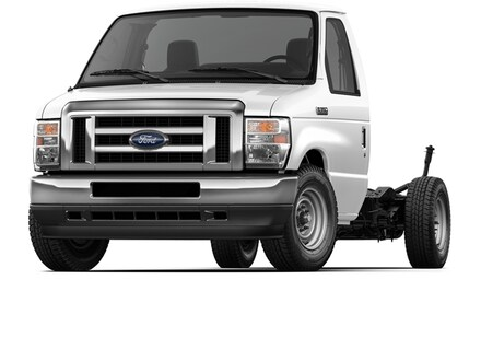 2021 Ford E-350SD Base Cab/Chassis
