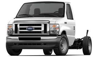 2021 Ford E-Series Cutaway Specialty Vehicle