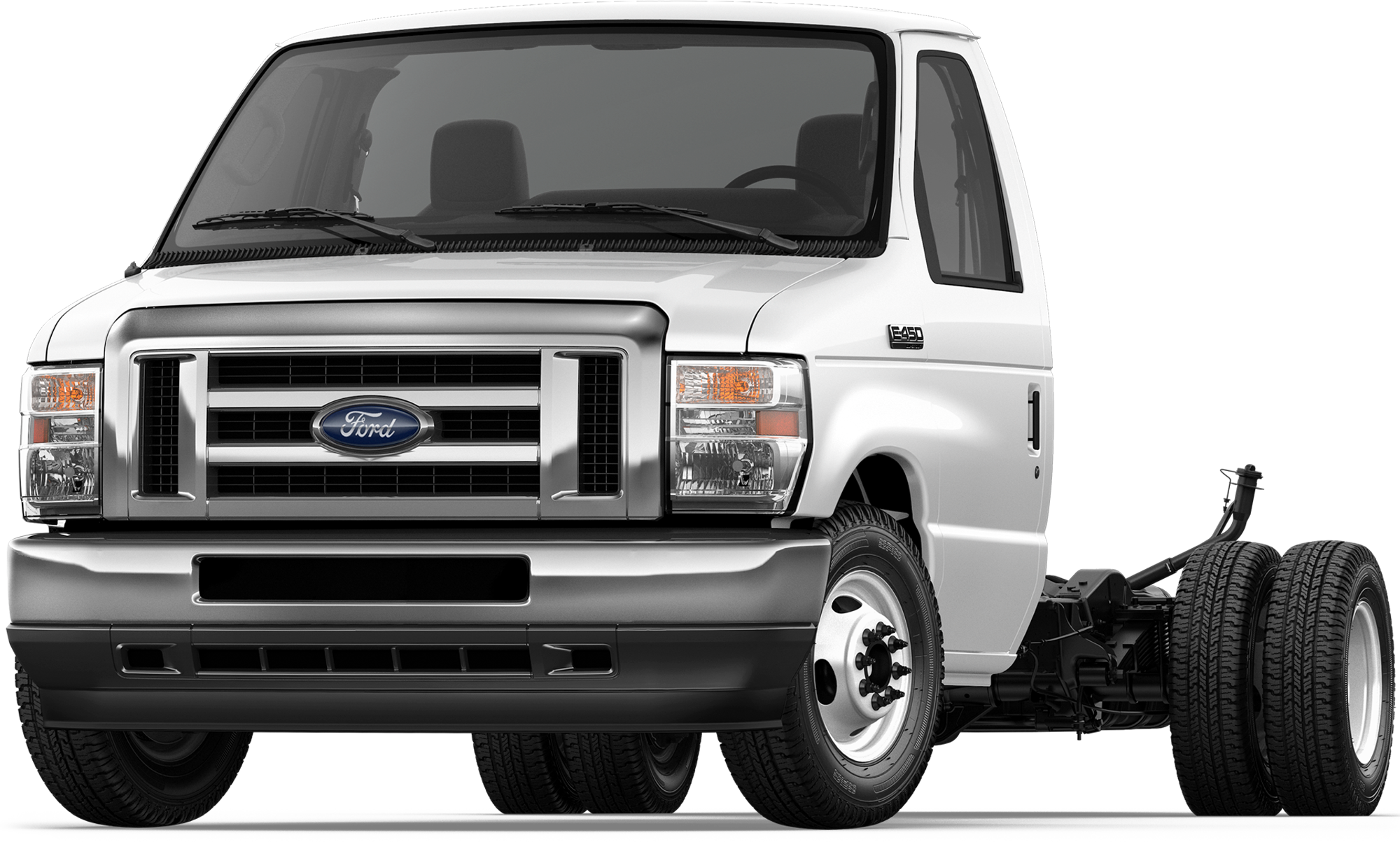 2021 Ford E 450 Cutaway Incentives Specials Offers In