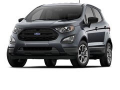 2021 Ford EcoSport S FWD suv