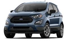 New 2021 Ford EcoSport S 4WD SUV Casper WY