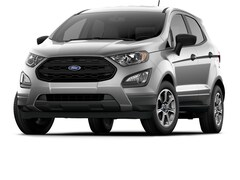 New cars, trucks, and SUVs 2021 Ford EcoSport S Sport Utility for sale near you in Pennsylvania