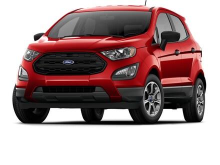 2021 Ford EcoSport S Sport Utility