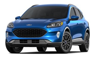 2021 Ford Escape PHEV SUV Velocity Blue Metallic