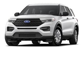 New 2021 Ford Explorer Base Sport Utility in Susanville, near Reno NV