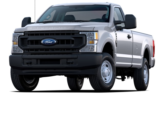 2021 Ford F-250 Truck Iconic Silver