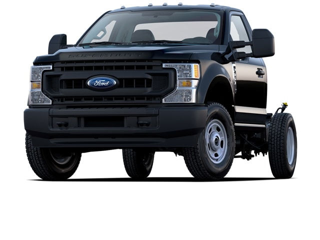 2021 Ford F-350 Chassis Truck