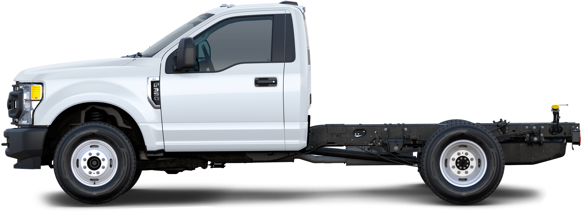 2021 Ford F-350 Chassis Truck XL
