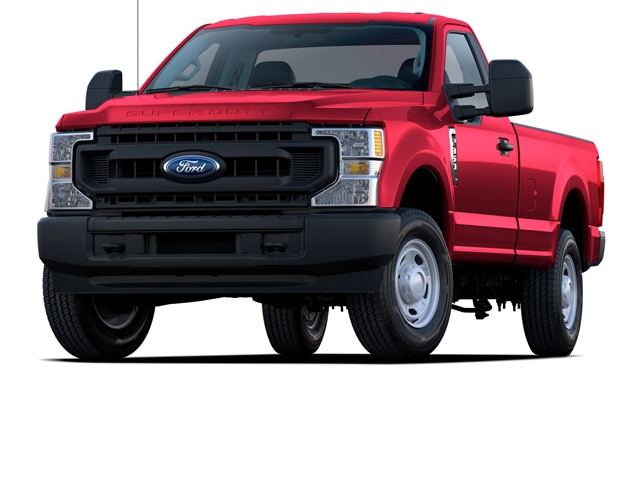 2021 Ford F-350 Truck Rapid Red Metallic Tinted Clearcoat