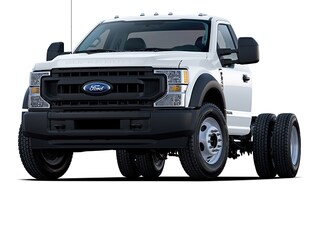 2021 Ford F-450 Chassis Truck Regular Cab