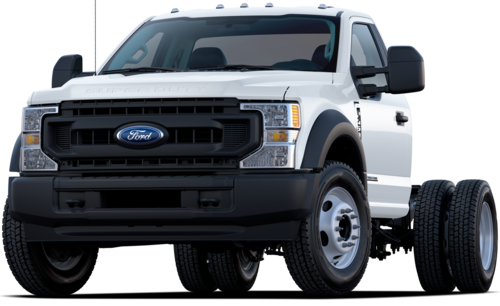 2021 Ford F-450 Chassis Truck