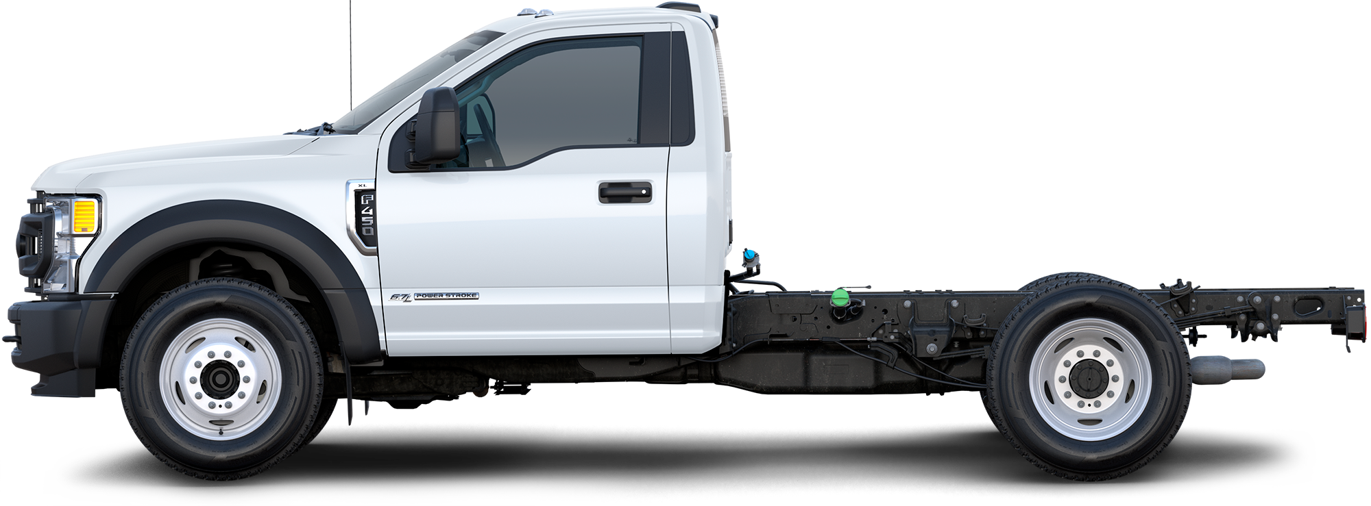 2021 Ford F-450 Chassis Truck XL
