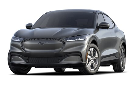2021 Ford Mustang Mach-E SUV 3FMTK1RM5MMA43329