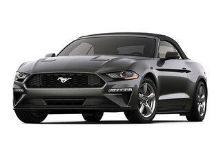New Ford cars, trucks, and SUVs 2021 Ford Mustang Ecoboost Premium Convertible for sale near you in Braintree, MA