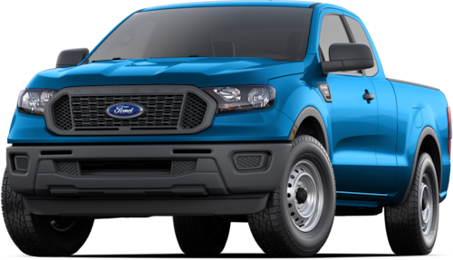 2021 Ford Ranger Truck