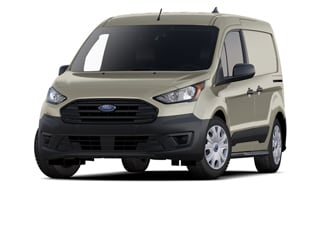 2021 Ford Transit Connect Van Solar Silver Metallic