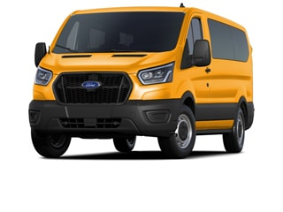 2021 Ford Transit-150 Passenger Wagon School Bus Yellow